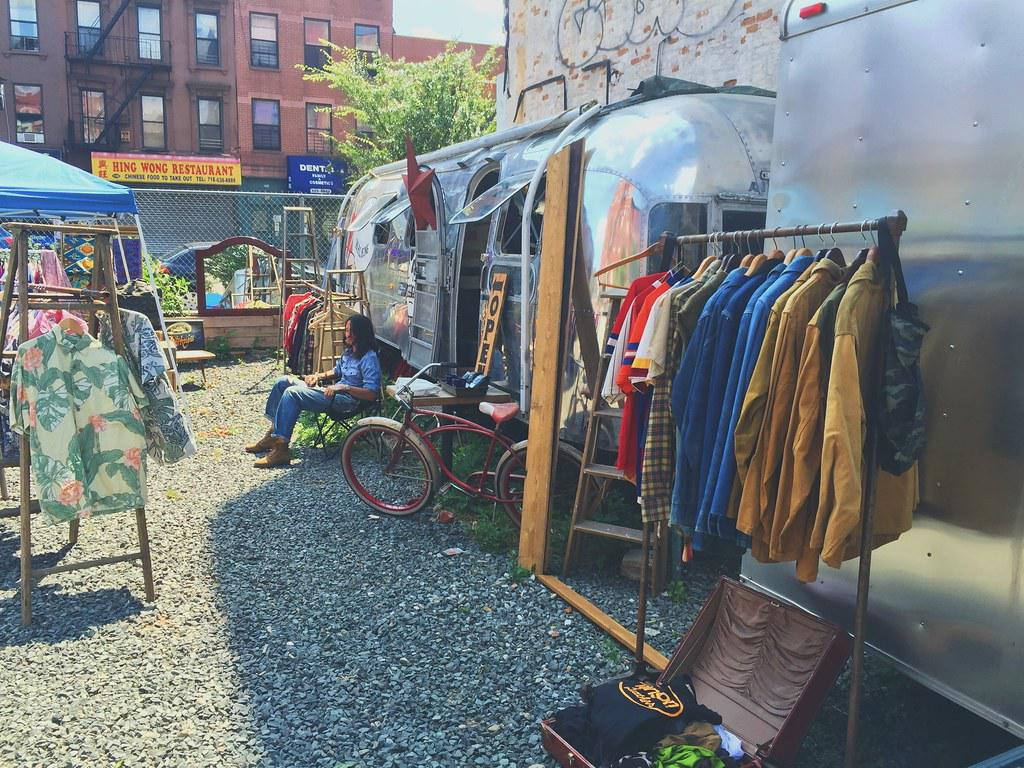 Top Three: New York Flea Markets